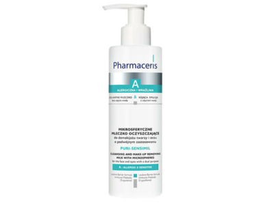 Pharmaceris A Cleansing and Make-Up Remover, 190 mL