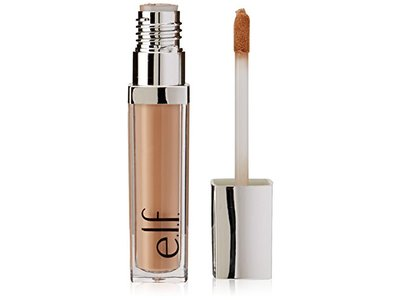 e.l.f. Beautifully Bare Smooth Matte Eyeshadow, 93011 Nude Linen, 0.22 oz - Image 1