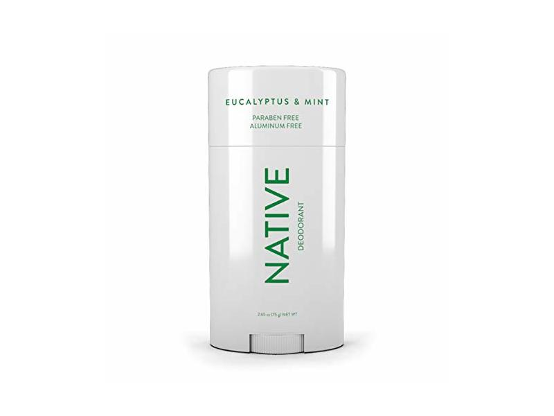Native Deodorant, Eucalyptus & Mint, 2.65 oz
