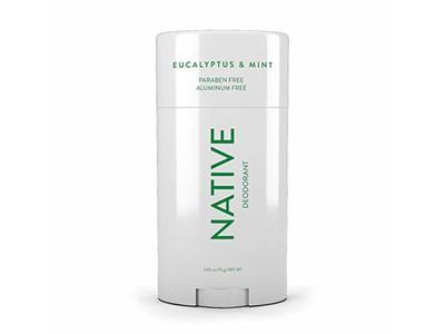 Native Deodorant, Eucalyptus & Mint, 2.65 oz
