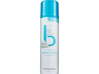 Just the Basics Moisturizing Sensitive Skin Shave Cream for Women, 9.5 oz - Image 2