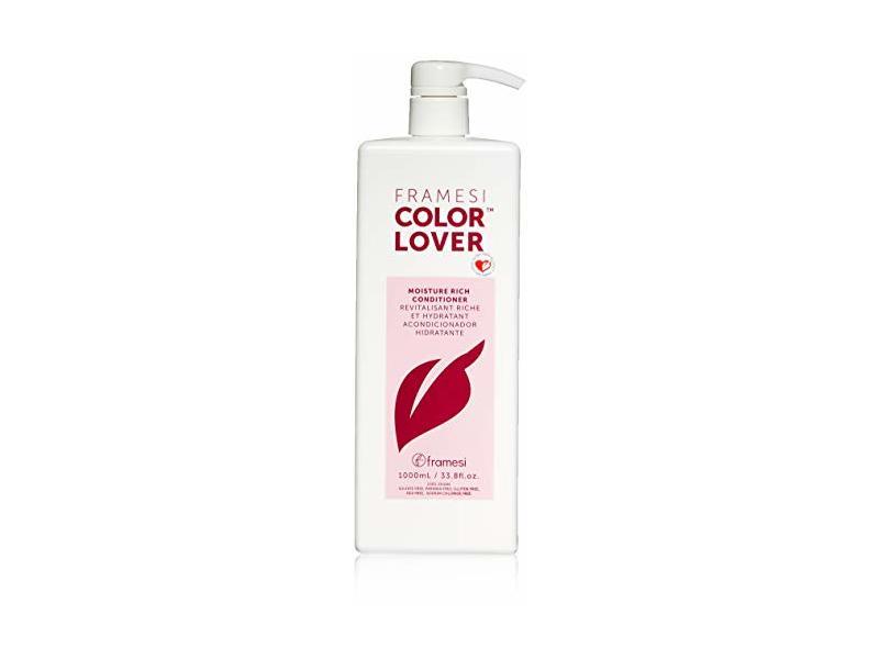 Framesi Color Lover Moisture Rich Conditioner, 33.8 Fl Oz