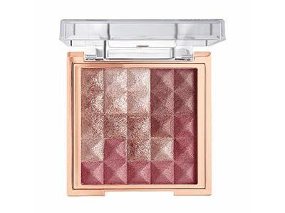 Flower Beauty Pyramids Blush & Highlighter, Rose Glow, 0.24 oz/6.8 g