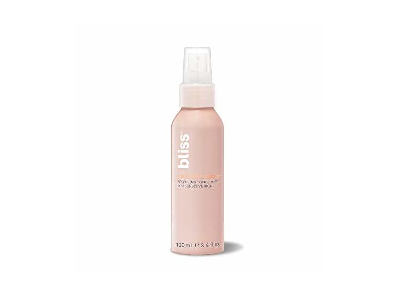 Bliss Rose Gold Rescue Soothing Toner Facial Treatments - 4 fl oz, pack of 1