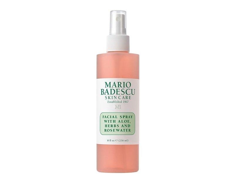 Mario Badescu Facial Spray with Aloe, Herbs, and Rosewater, 1 fl oz (29 mL)