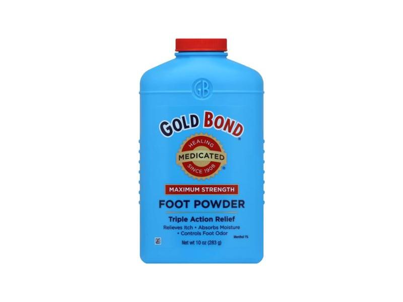 Gold Bond Foot Powder, Chattem, Inc.