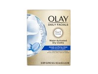 Olay Daily Facials Deeply Purifying Cleansing Cloths - Image 2