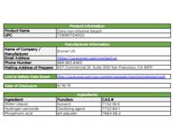 Ecover Zero Non Chlorine Bleach, 64 fl oz - Image 3