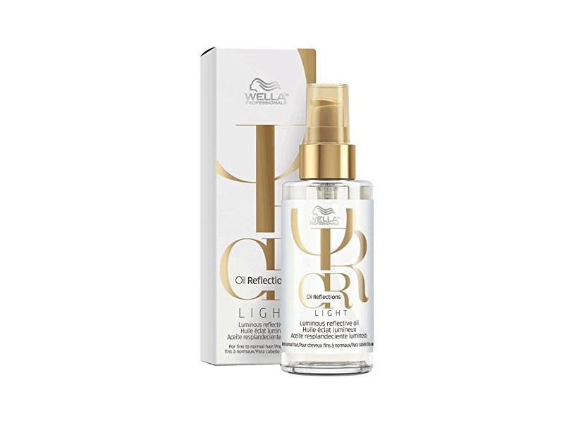 Wella Professionals Oil Reflections Light Luminous Smoothing Oil, 100 ml