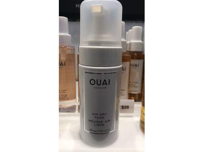 OUAI HairCare Air Dry Foam, 4 fl oz - Image 4