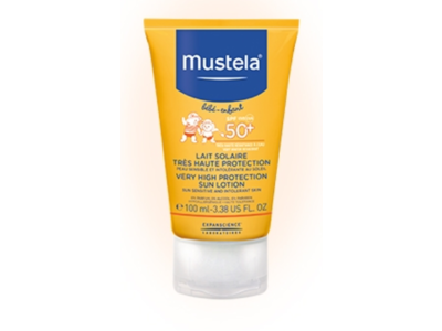Musteal Very High Protection Sun Lotion, 100 mL