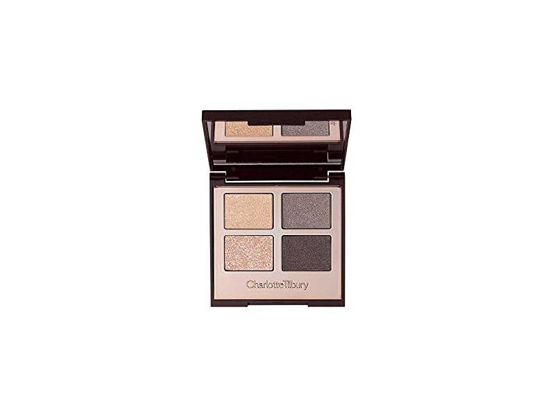 Charlotte Tilbury Luxury Palette Color Colored Eyeshadow Palette, Uptown Girl, 5.2 oz