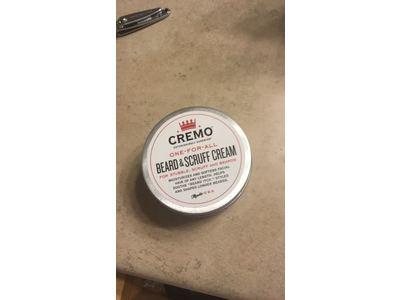 Cremo One-for-All Beard & Scruff Cream, 4 oz - Image 3