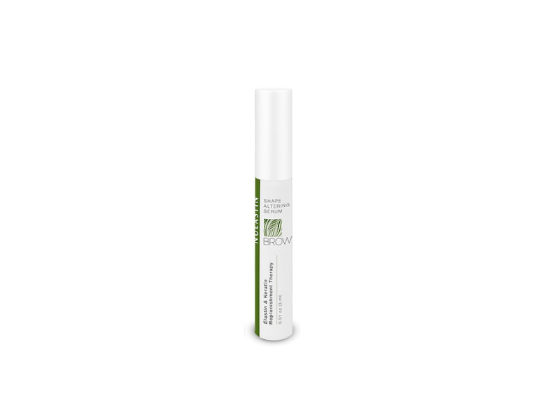 Nulastin Brow Shape Altering Serum with Keracyte® Youth Complex, 0.01 oz