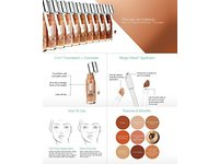 Clinique Beyond Perfecting Foundation + Concealer, Beige, 1 fl oz - Image 8