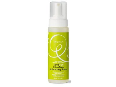 DevaCurl Frizz-Free Volumizing Foam, 7.5 oz