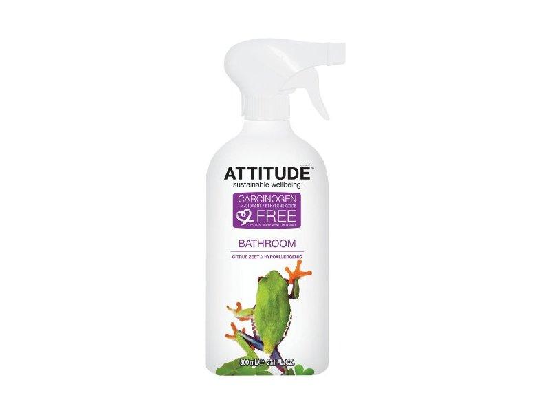 ATTITUDE Bathroom Cleaner, 27.1 oz
