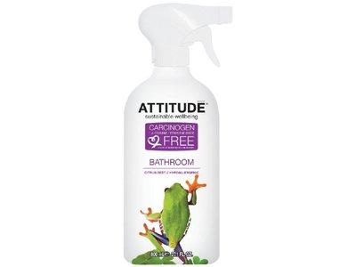ATTITUDE Bathroom Cleaner, 27.1 oz - Image 1