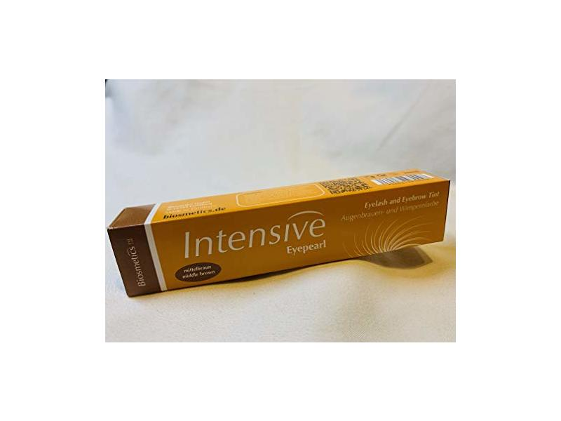 Intensive Lash and Brow Color, Medium Brown 0.67 Ounce