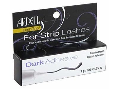 Ardell Lashgrip Dark Adhesive, For Strip Lashes, 0.25 oz/7 g