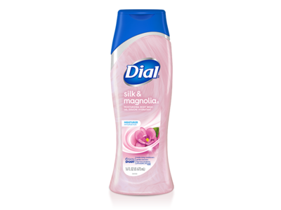 Dial Body Wash Silk & Magnolia