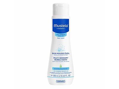 Mustela Multi-Sensory Bubble Bath, 6.7 fl oz