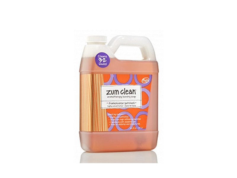 Indigo Wild Zum Clean Laundry Soap Frankincense