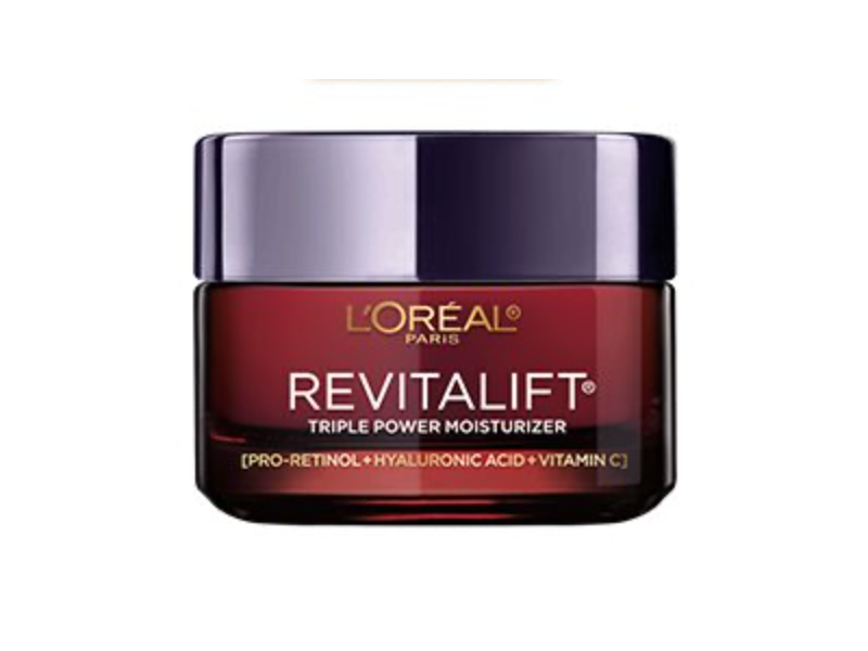 L'Oreal Paris Revitalift Triple Power Anti-Aging Face Moisturizer