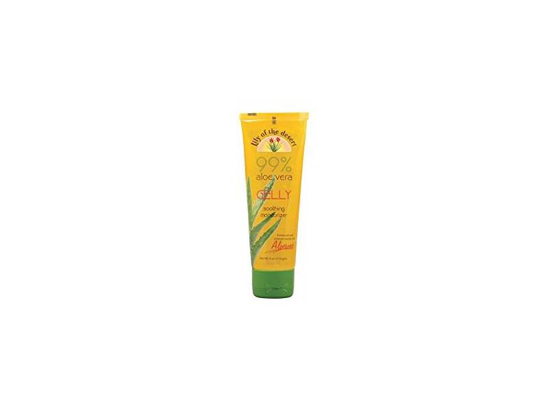 Lily of the Desert Aloe Vera Gelly Soothing Moisturizer, 4 oz
