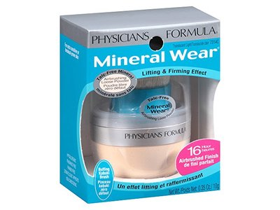 Physicians Formula Mineral Wear Talc-Free Mineral Airbrushing Loose Powder, Translucent Light, 0.35 oz. - Image 7