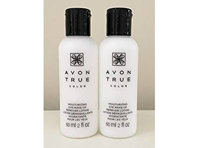 Avon Moisture Effective Eye Makeup Remover Lotion, 2 oz