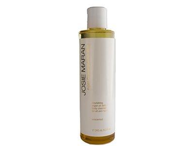 Josie Maran Argan Cleansing Oil for Body, Unscented (8.3 fl oz/245ml),