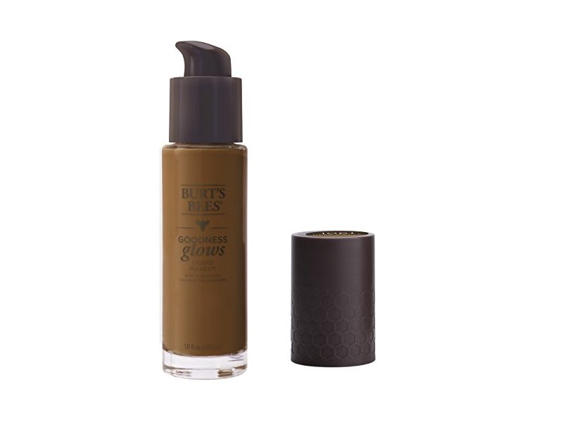 Burt's Bees Deep Maple Goodness Glows Liquid Makeup, 1 FZ