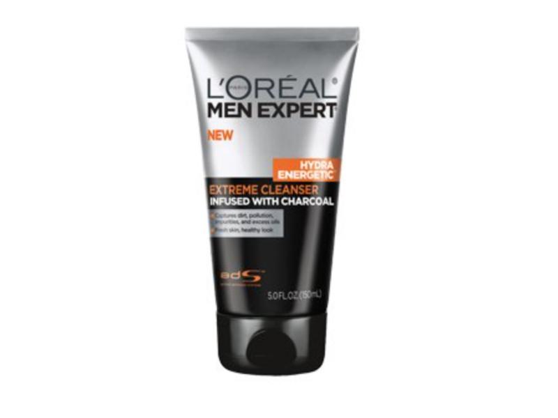 L'Oreal Paris Men Expert Hydra Energetic Charcoal Cream Cleanser