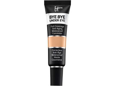 it Cosmetics Bye Bye Under Eye Full Coverage Anti-Aging Waterproof Concealer, Light Sand, .40 oz