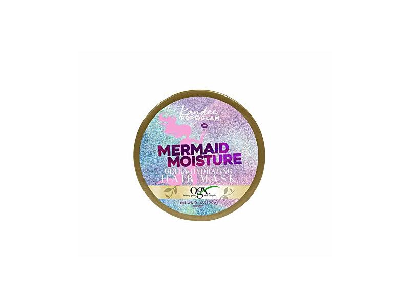OGX Kandee Johnson Collection Mermaid Moisture Deep Conditioning Hair Mask, 6 oz
