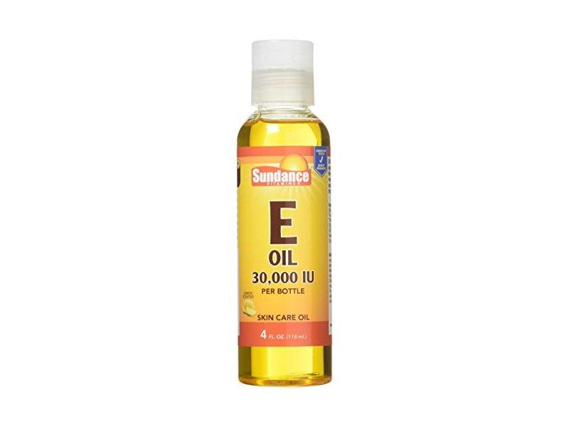 Sundance Vitamin E Oil Liquid, 4 Fluid Ounce