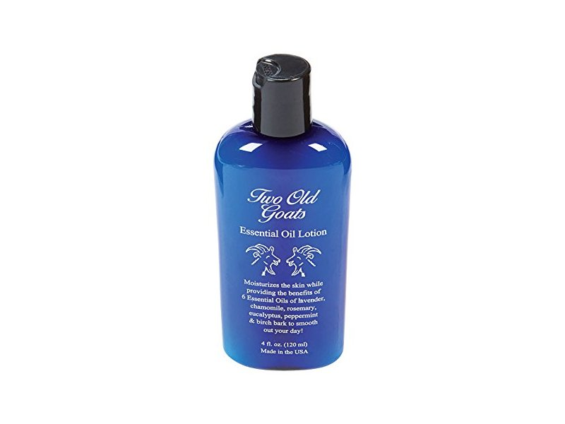 Two Old Goats Essential Oil Lotion, 4 fl oz