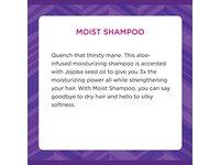 Aussie Mega Moist Shampoo, 33.8 Fluid Ounce - Image 4