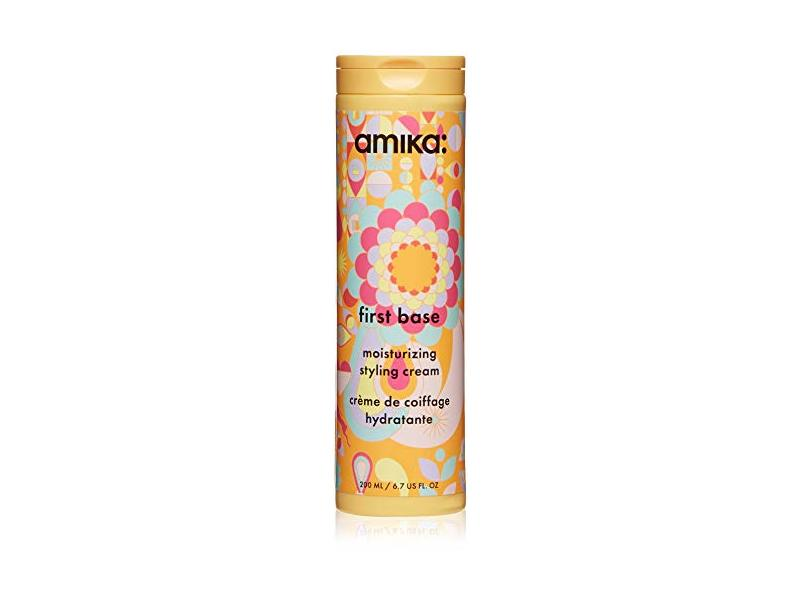 Amika First Base Moisturizing Styling Cream, 6.7 fl oz