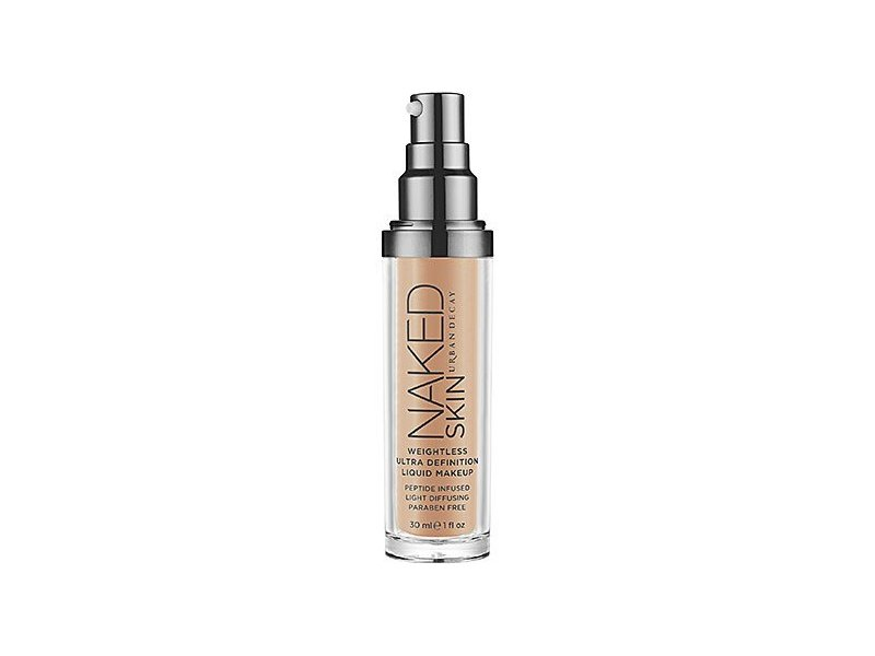 Urban Decay Naked Skin Weightless Ultra Definition Liquid Makeup, Shade 3.5, 1.0 fl oz