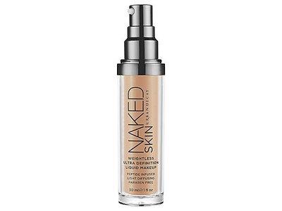 Urban Decay Naked Skin Weightless Ultra Definition Liquid Makeup, Shade 3.5, 1.0 fl oz - Image 1