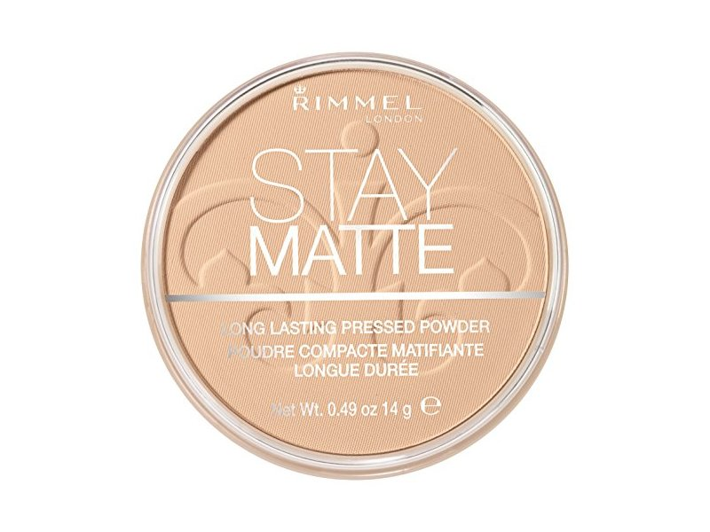 Rimmel Stay Matte Pressed Powder, Sandstorm, 0.49 Ounce