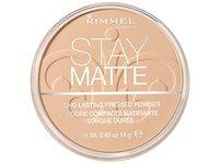 Rimmel Stay Matte Pressed Powder, Sandstorm, 0.49 Ounce - Image 2