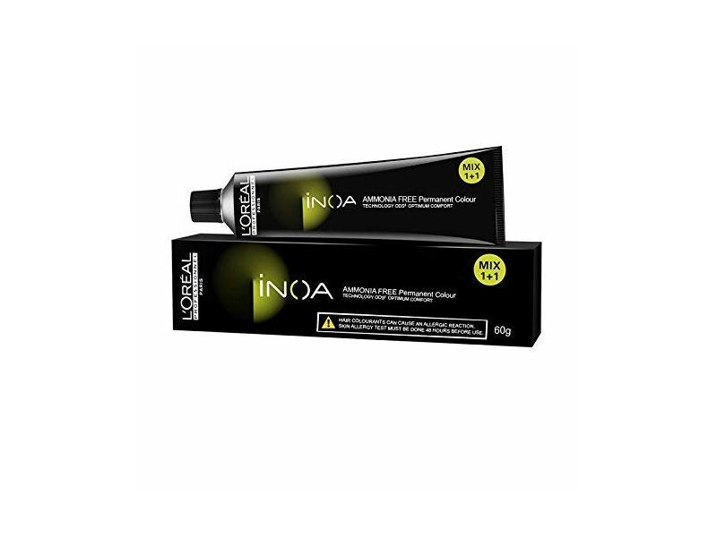 L'Oreal Professionnel Paris Inoa Ammonia-Free Permanent Hair Colour (No : 6 Dark Blonde), 2.1 oz