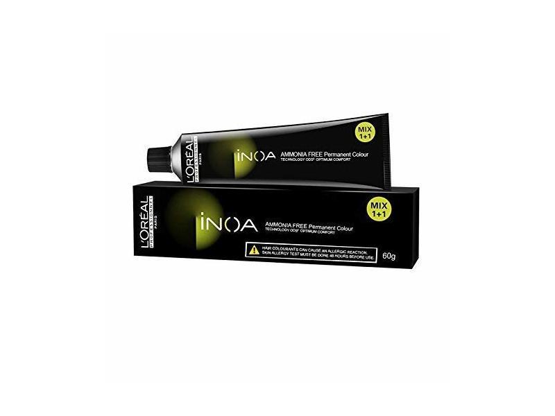 L'Oreal Professionnel Paris Inoa Ammonia-Free Permanent Hair Colour (No : 6 Dark Blonde), 2.1 oz