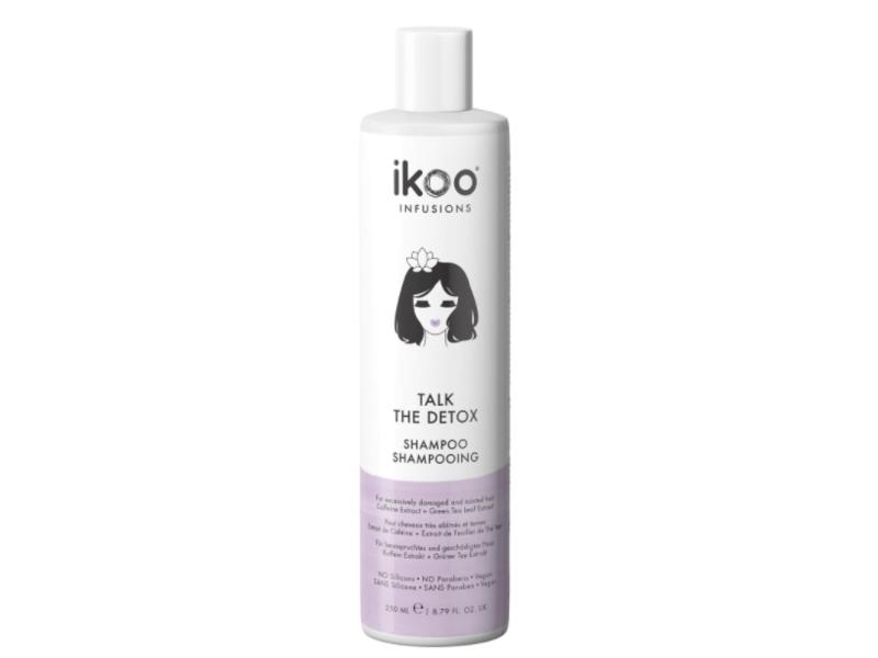 ikooTalk The Detox Shampoo, 250 mL/8.79 fl oz