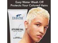 FRAGFRE Light Hold Hair Gel Fragrance-Free, 8 oz - Image 6