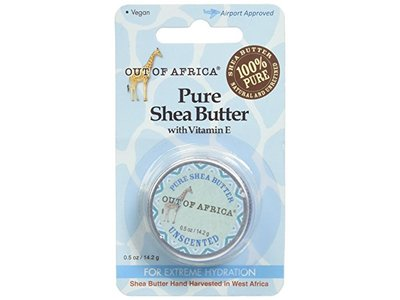 Out Of Africa Pure Shea Butter For Lips, Cuticles & More, 0.5 oz