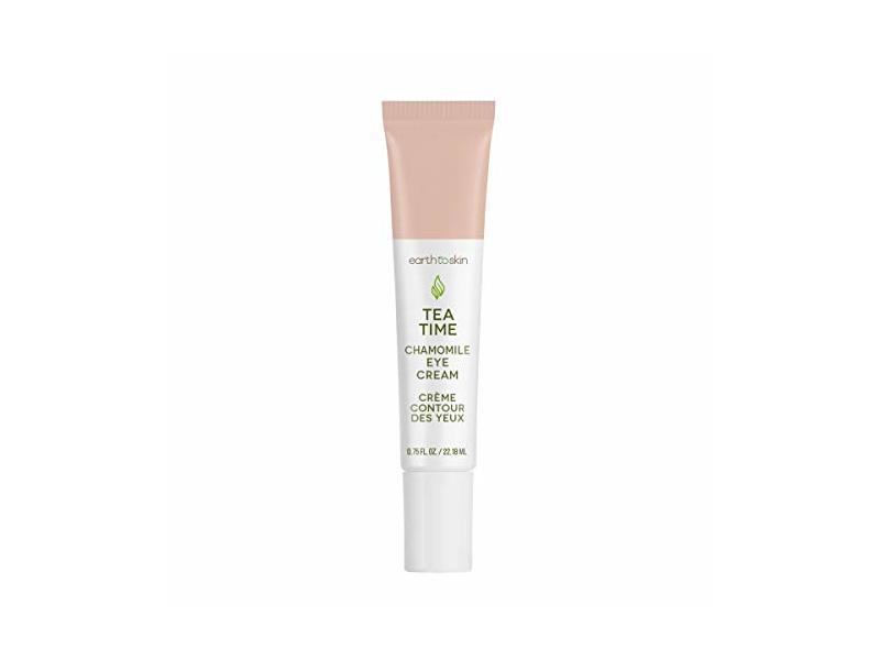 Earth to Skin Tea Time Chamomile Eye Cream, 0.75 oz/21 g